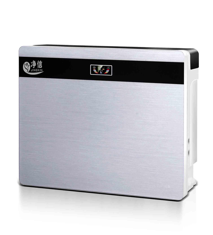 JX-RO-C12 苹果E款纯水机 五瓶 神龙2号银